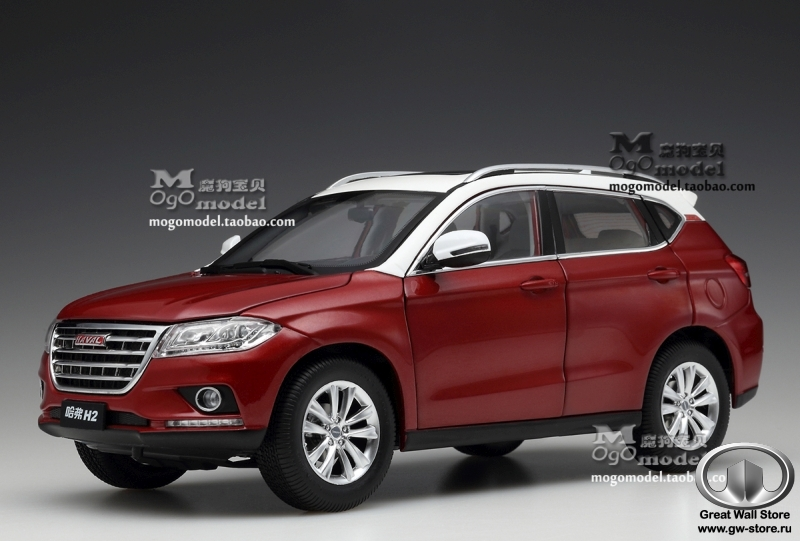 Great Wall HAVAL H2 (1:18)