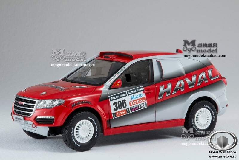 Great Wall HAVAL Dakar (1:18)