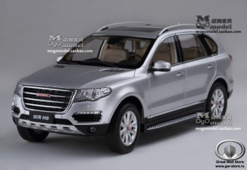 Great Wall HAVAL H8 (1:18)
