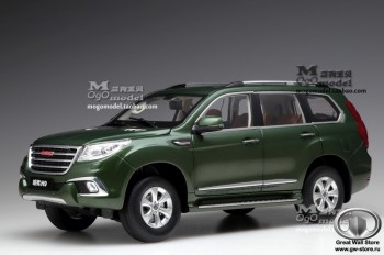 Great Wall HAVAL H9 (1:18)